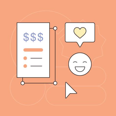Top 9 UI patterns for banking app design