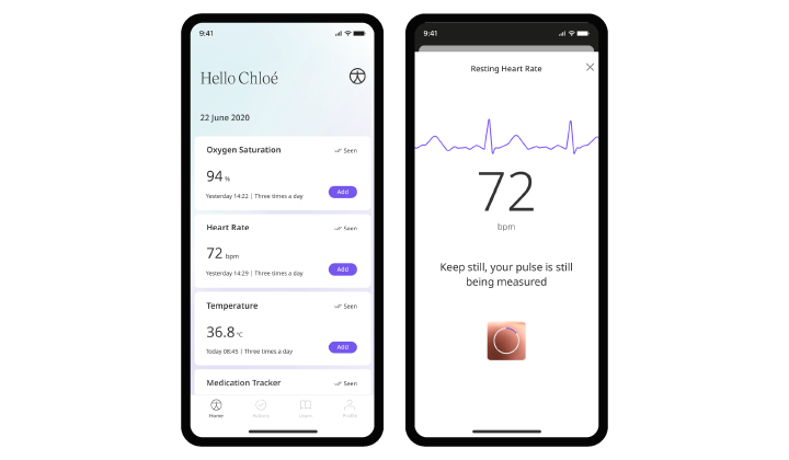 Medopad app