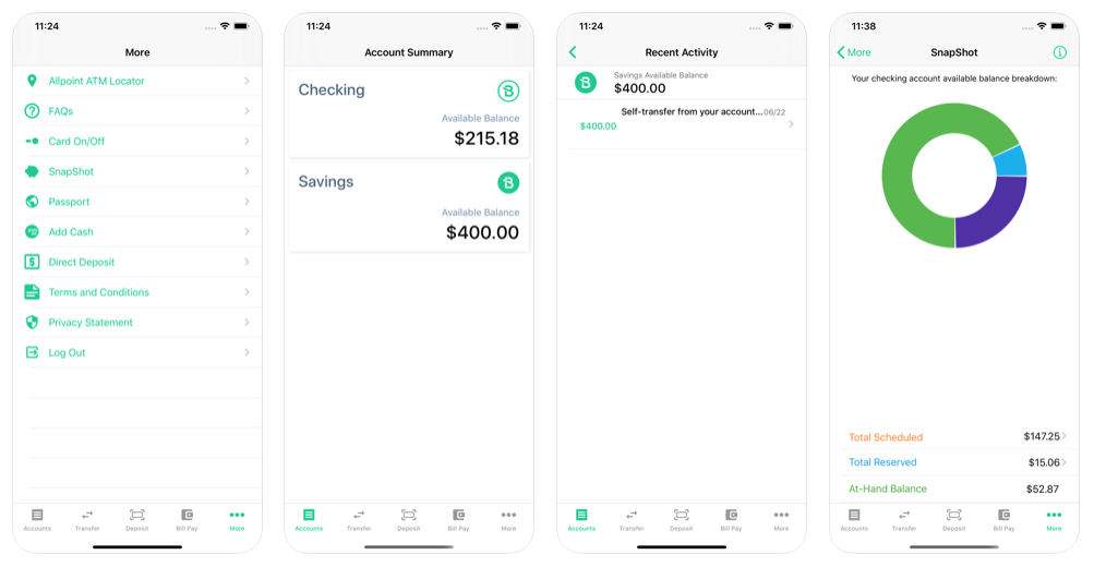 BankMobile App for iOS