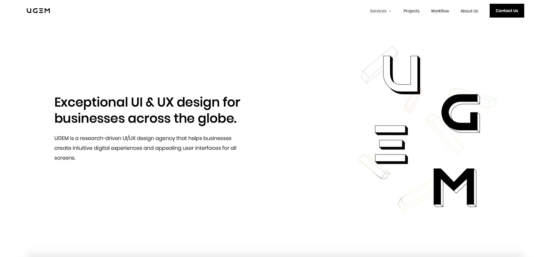 UGEM design